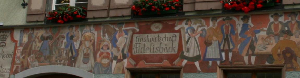 Wangen Altstadt